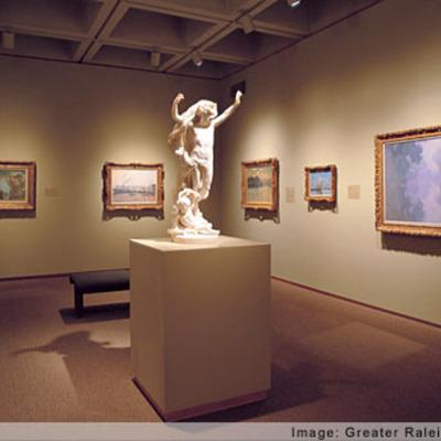 The Great Art Heist  timeline