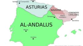 La época feudal en la Península: la Reconquista  timeline