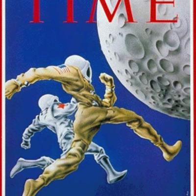 Space Race timeline