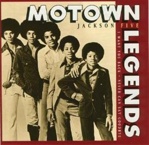 Jackson 5 sign to Motown Records