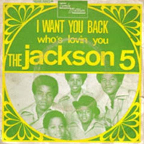 "Jackson 5 released first hit ""Want You Back"""