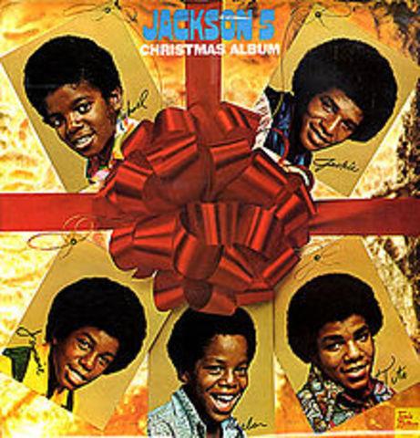 Jackson 5 releases 5 christmas album