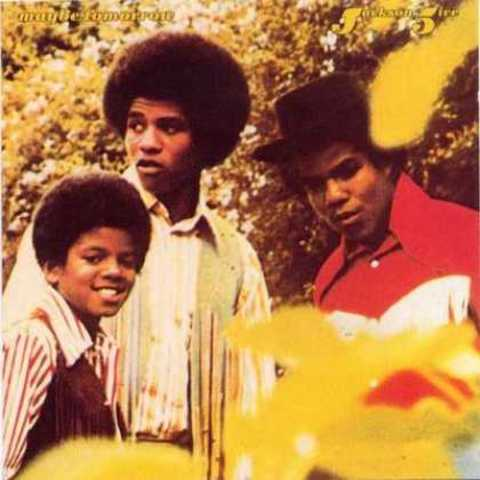 "Jackson 5 release ""Maybe Tomorrow"""
