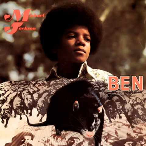 "Michael Jackson releases second album ""Ben"""