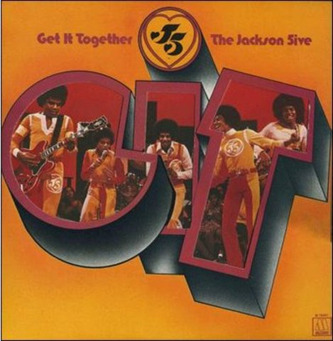 "Jackson 5 releases ""Getting It Together"""