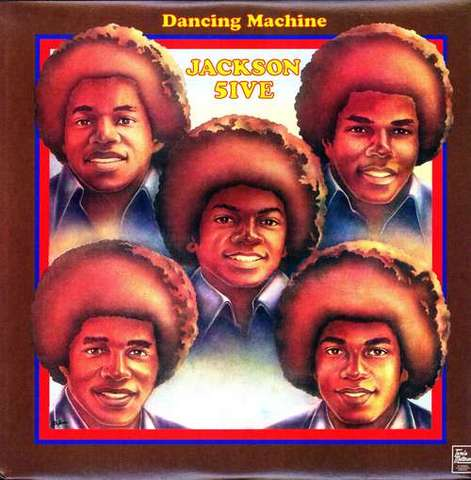 "Jackson 5 releases ""Dancing Machine"""