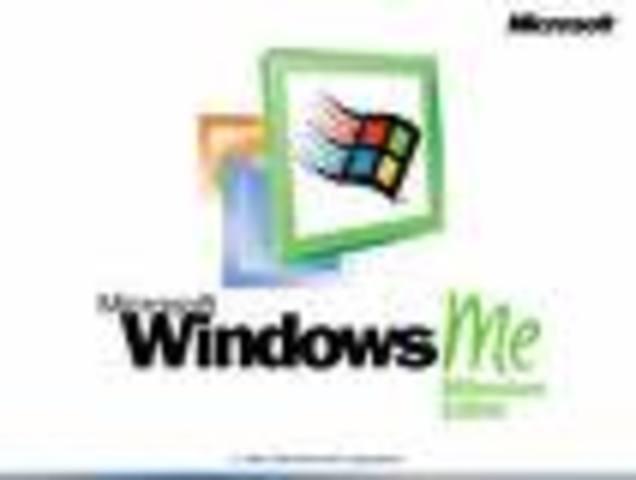Microsoft Computer Timeline