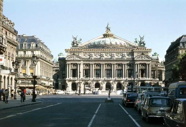 Opéra, Paris
