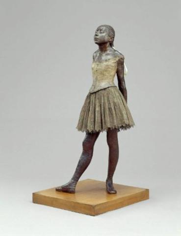 Little Fourteen-Year-Old Dancer