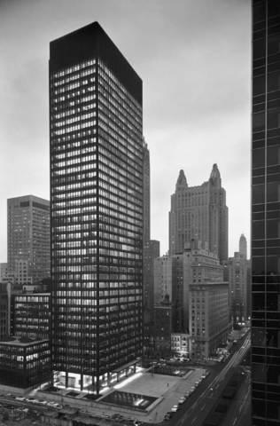 Seagram Building, NY