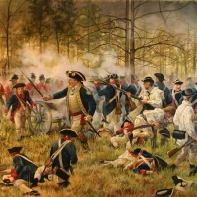 The American Revolution Phase One (1) timeline