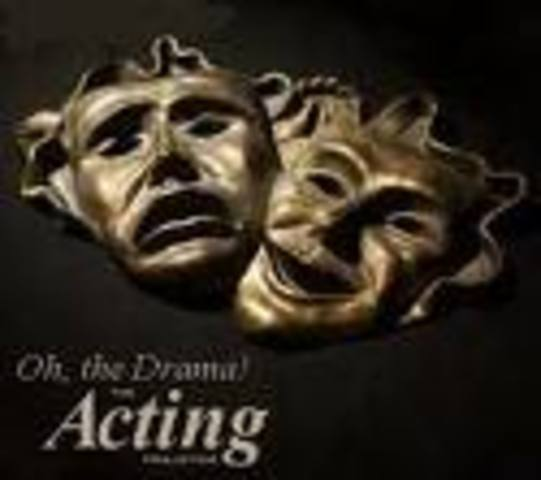 Start acting career