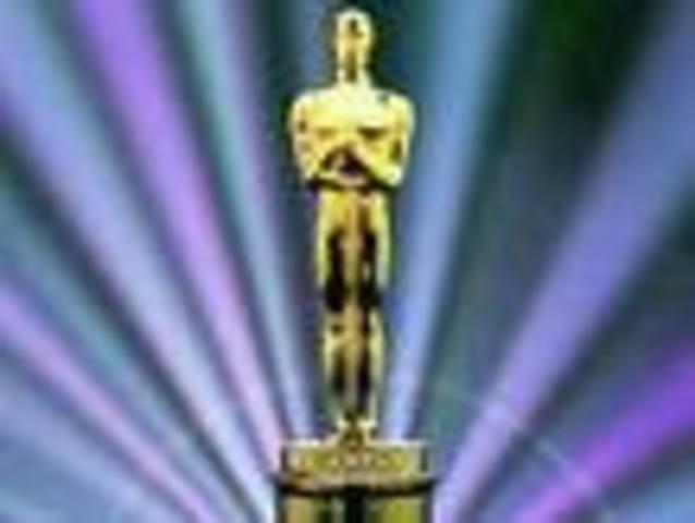 Winning my first Acedamy Award