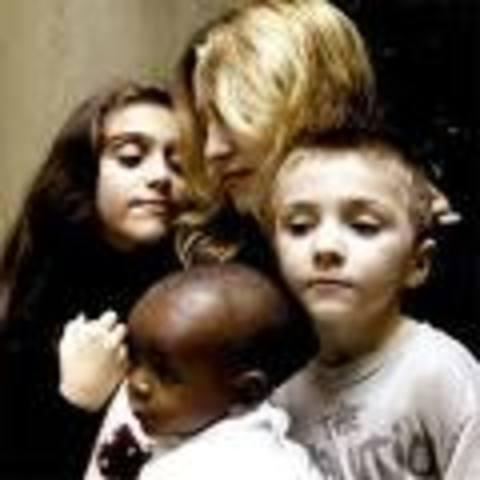 Madonna's kids