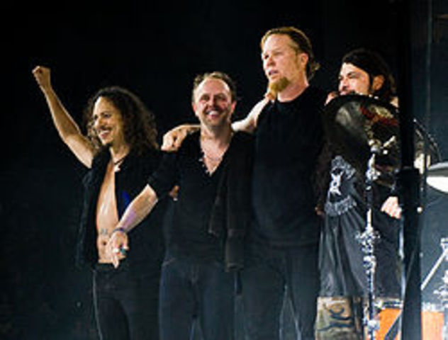 Metallica and Group Started