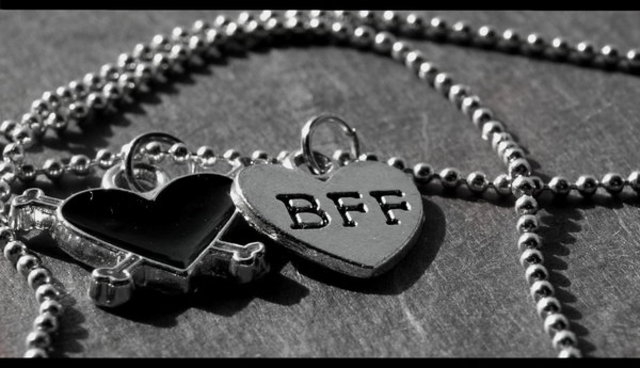 The Words 'Best Friend' Become Redefined