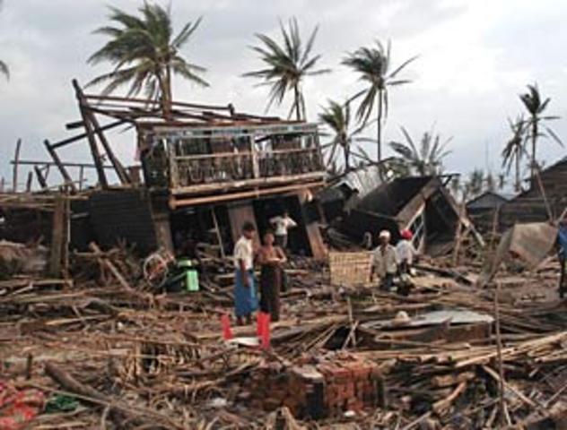 Burmas Earthquake