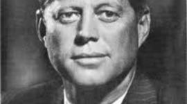 A Life:  John F. Kennedy timeline