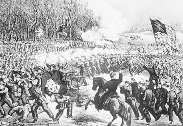 the battle of chanceellorsville
