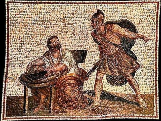 Two Roman Consul