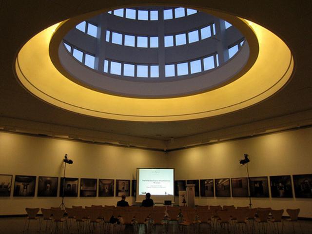 Conférence Confluences et Muséolab à Bergen