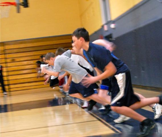 Freshman Basketball Tryouts