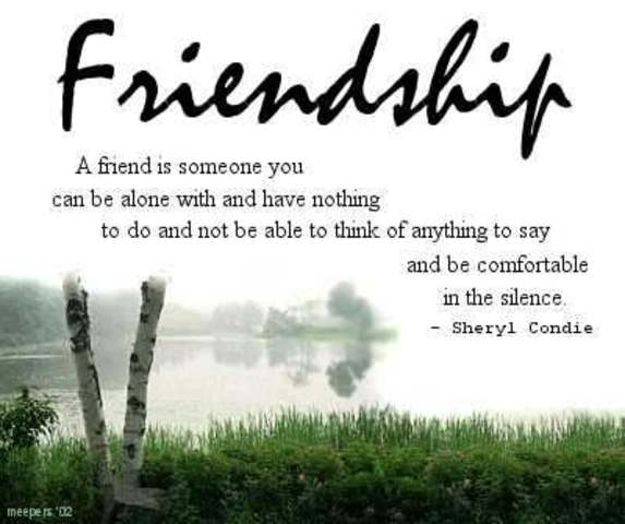 Way can't we be friends!!