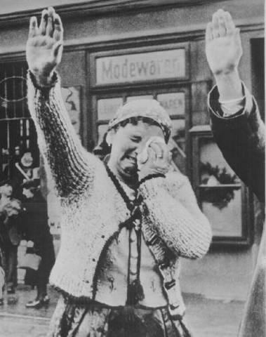 Germany seizes Czechoslovakia