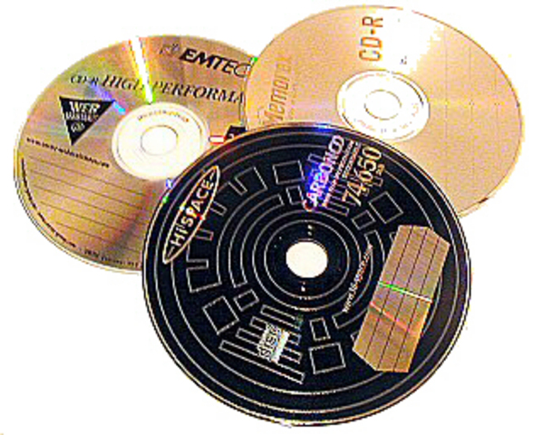 The CD-R is released