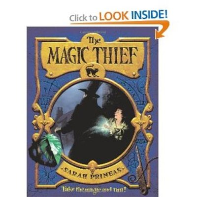 The Magical Story of The Magic Theif by Chris H timeline