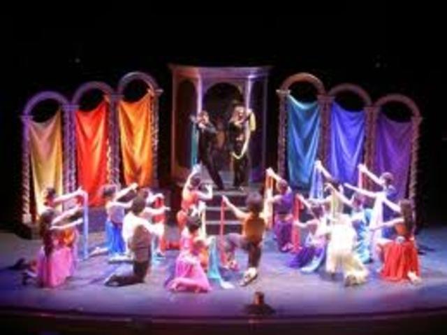 Musical Theater began