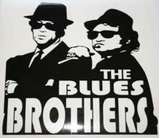 Blues started to come out in the country