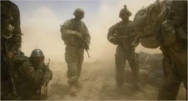 War on Afghanistan