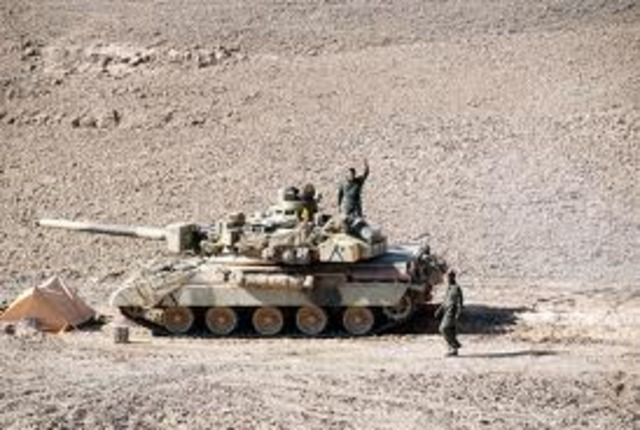 First Iraq War bigins