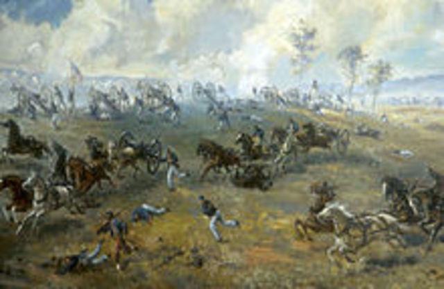 Battle of Bull Run/Manassas (1st)
