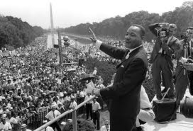 Martin Luther King Jr. I have a dream speech