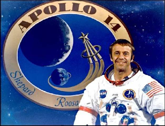 Alan Shepard is the first U.S. citizen in space