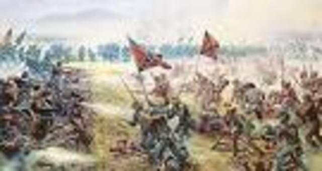 Battle of Gettsyburg