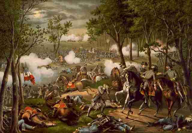 Battle of Chanellorsville