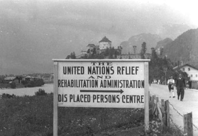 Aid to war-ravaged countries