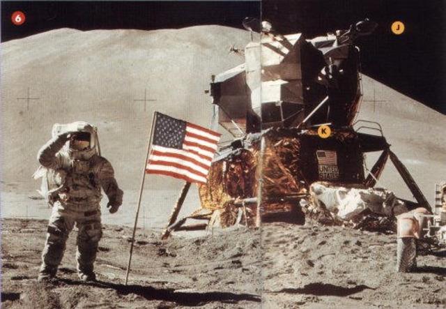 apollo 11 moon landing mystery - photo #32