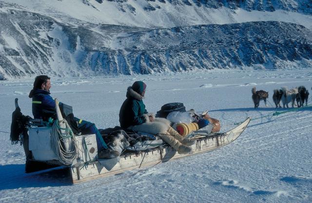 Travel in Arctic