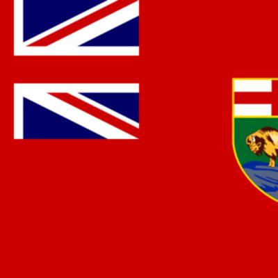 History of Manitoba timeline