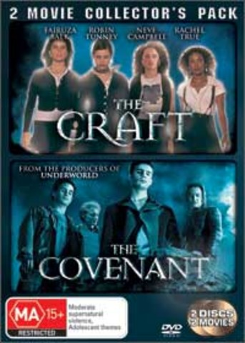 I got The Craft and The Covenent for christmas