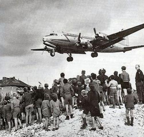 The Berlin Blockade
