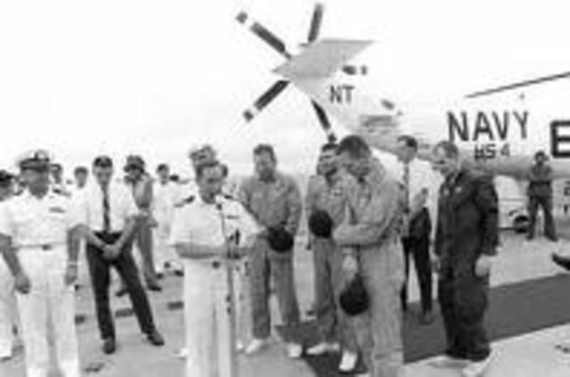 Apolo 13 Crash