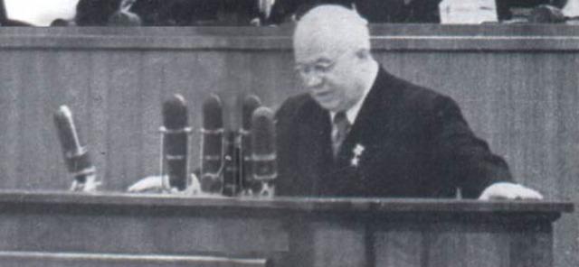 Khrushchev speach