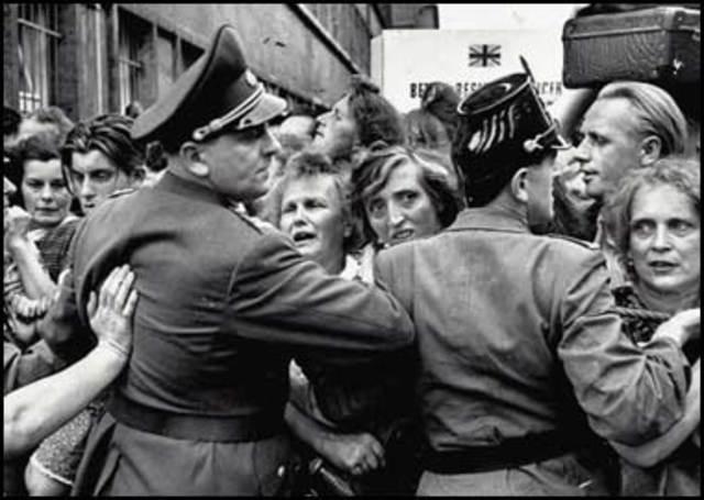 Blocking East Germany