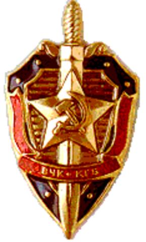 KGB is established.
