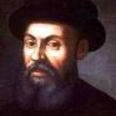 Around the World; Ferdinand Magellan timeline